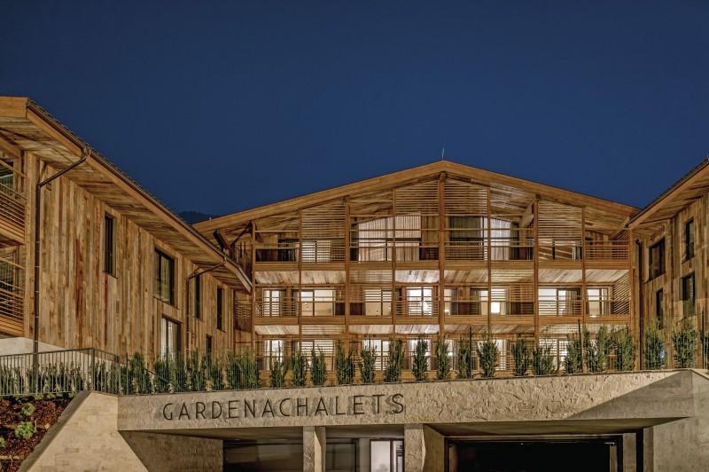 Il nuovo residence Gardena Chalet di Ortisei: un focus sui ...