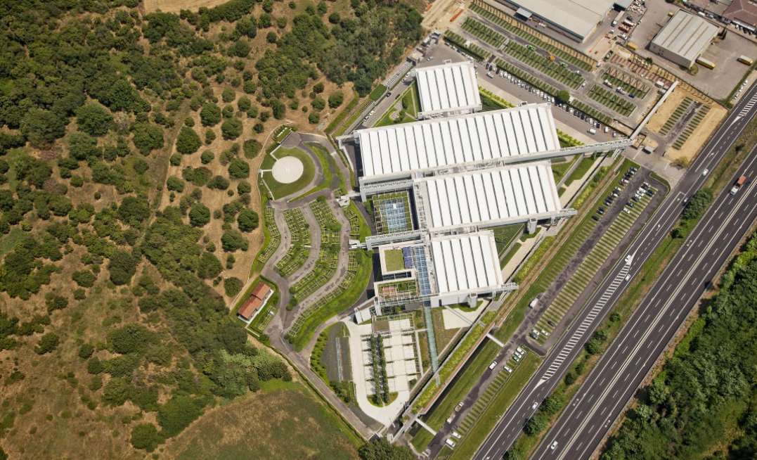 Brand Prada amp;landscape Alle Di Il Fabbriche Giardino AwardTeknoring LRj3qSc4A5