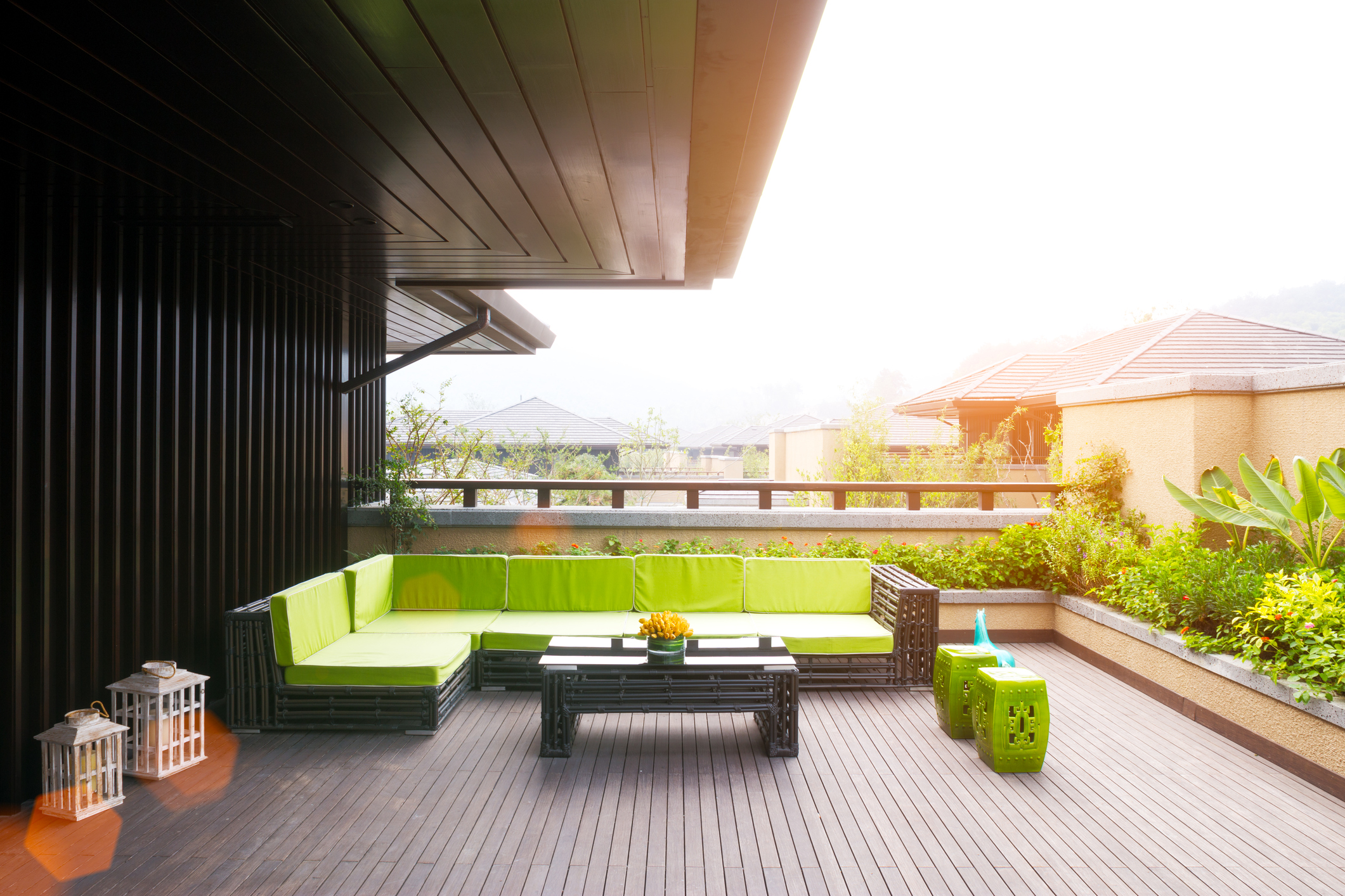 Recinzioni Da Giardino Economiche : Recinzioni per giardini e terrazze quali tipi e quali